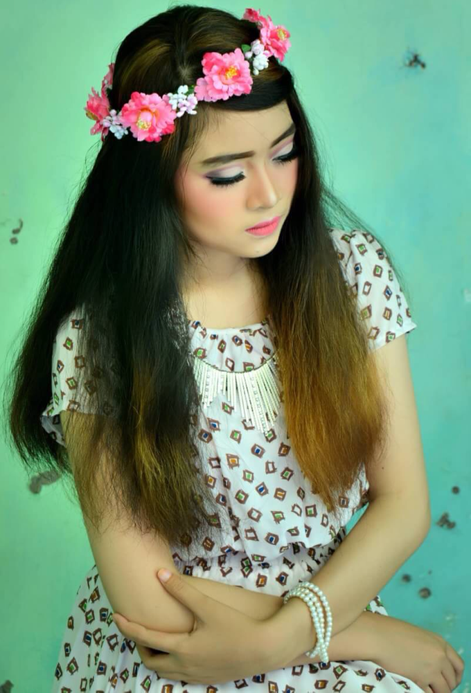Photo shoot Makeup by Tiyas Makeup - 012