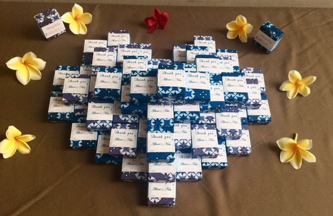 Mini Environmentally Friendly Soap - Batik by Uniquely Souvenirs - 003