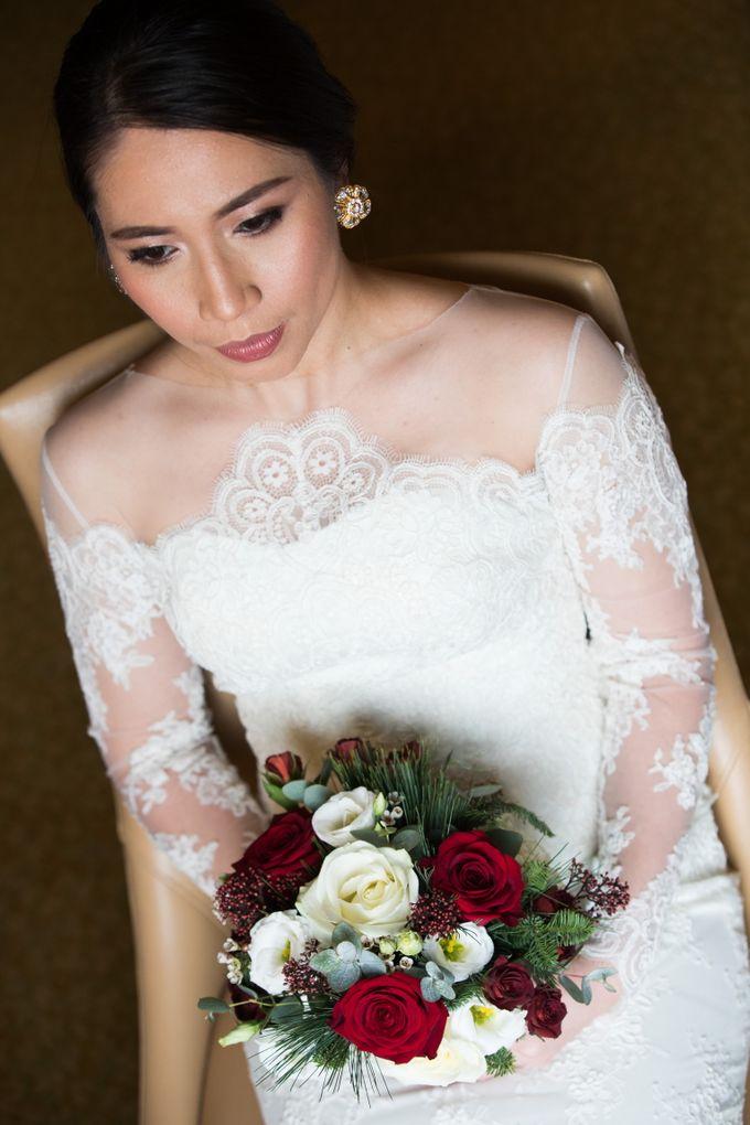 Tasya & John wedding by DHITA bride - 007