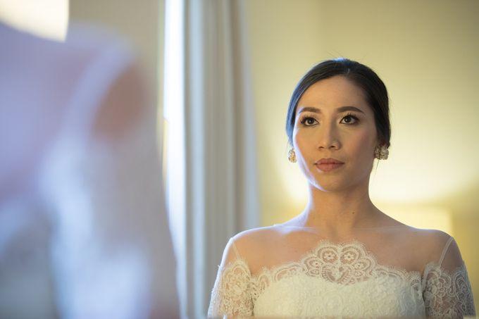 Tasya & John wedding by DHITA bride - 006