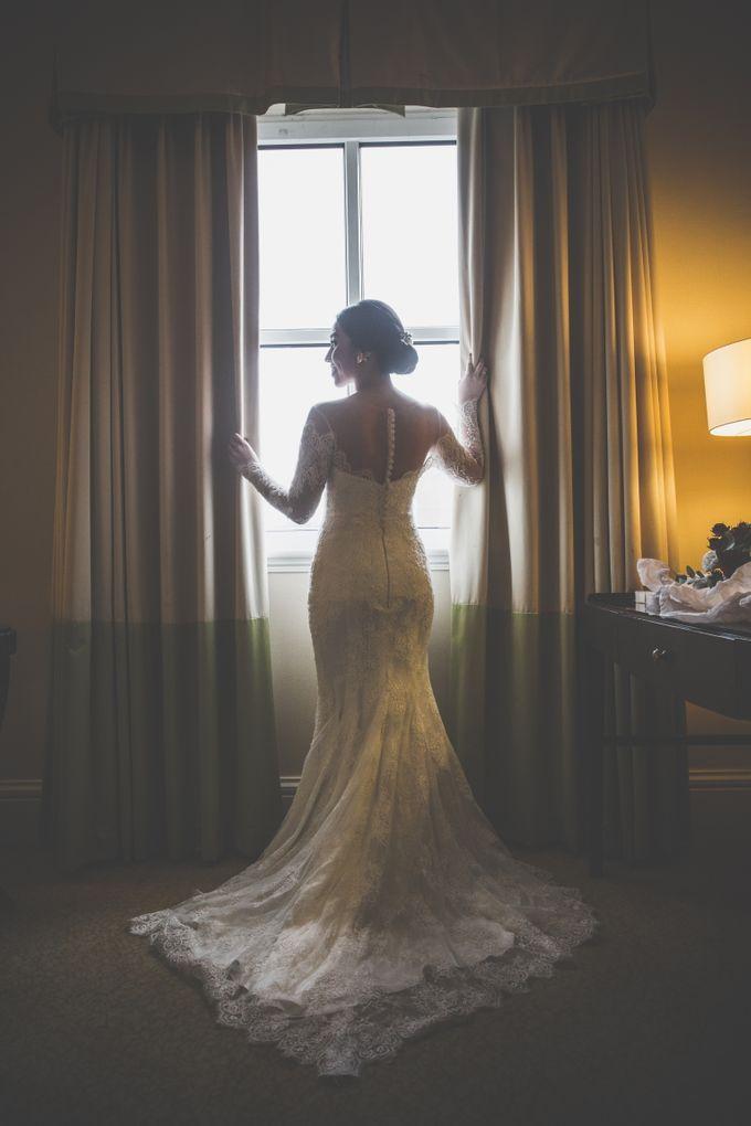 Tasya & John wedding by DHITA bride - 001