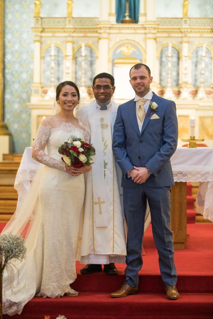 Tasya & John wedding by DHITA bride - 004