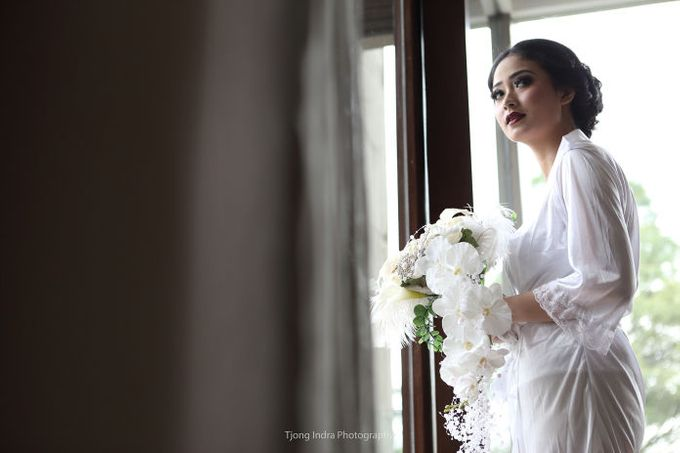 ADITYA & NATHANIA by Raffles Hills Cibubur - On Green Garden Venue - 002