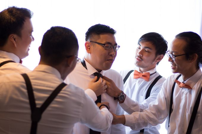 Wedding Andrianto & Melisa by Red Hat Organizer - 037