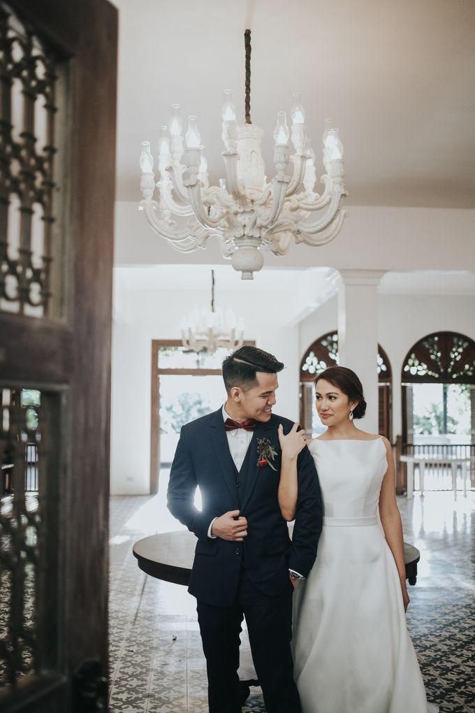 Neal & Pat Wedding at Antonios Tagaytay by Honeycomb PhotoCinema - 018
