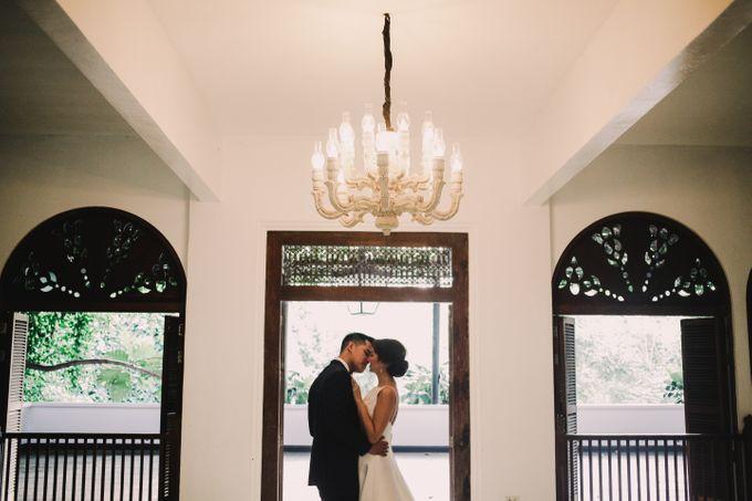 Neal & Pat Wedding at Antonios Tagaytay by Honeycomb PhotoCinema - 015