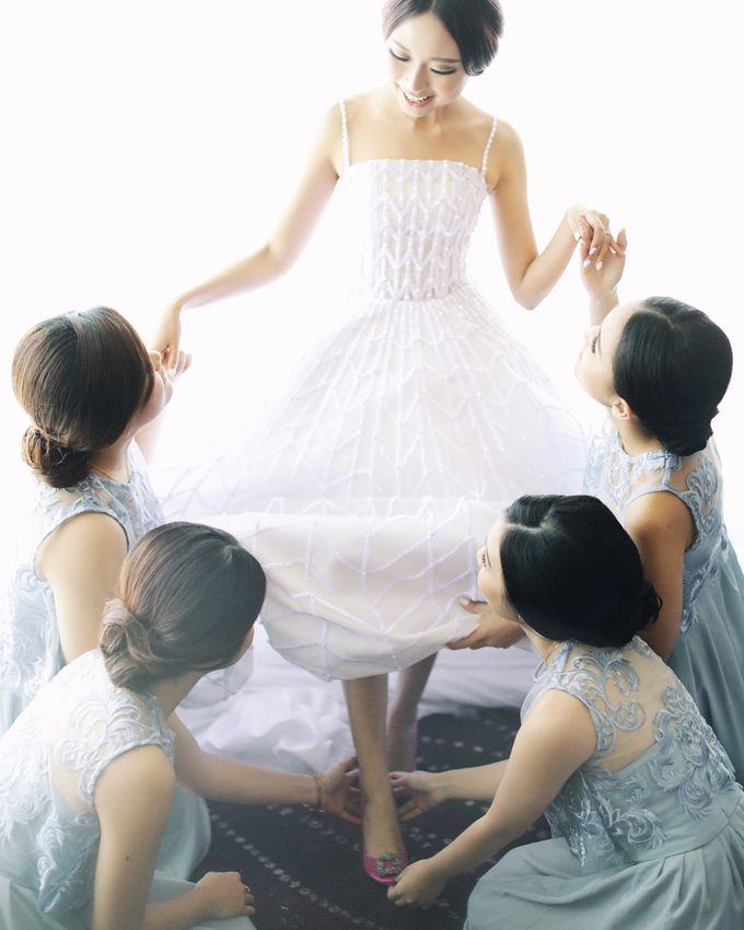Yulianto & Lina - Wedding Day by Diorama Tailor - 008