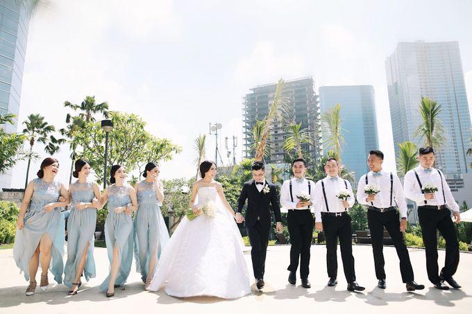 Yulianto & Lina - Wedding Day by Diorama Tailor - 018