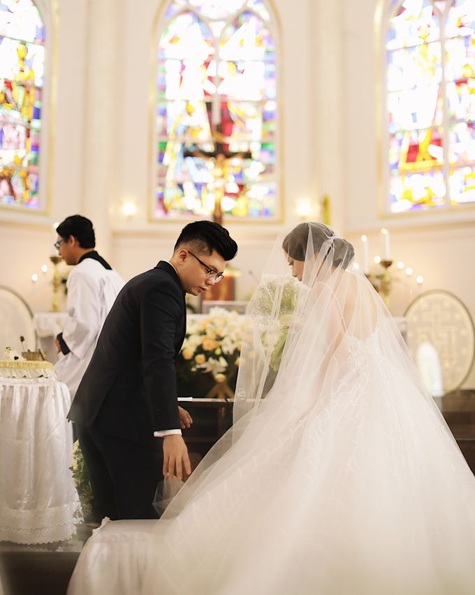 Yulianto & Lina - Wedding Day by Diorama Tailor - 021