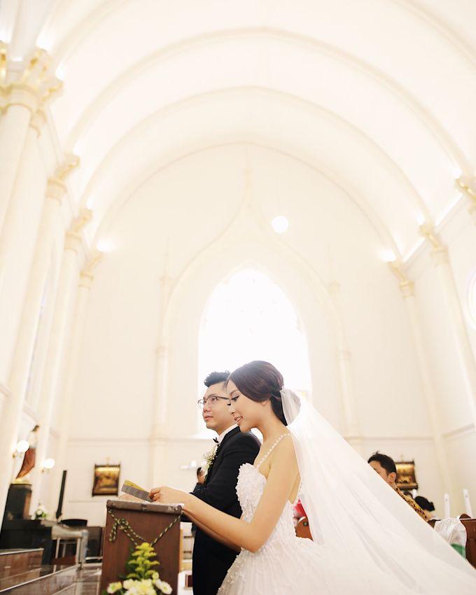Yulianto & Lina - Wedding Day by Diorama Tailor - 026