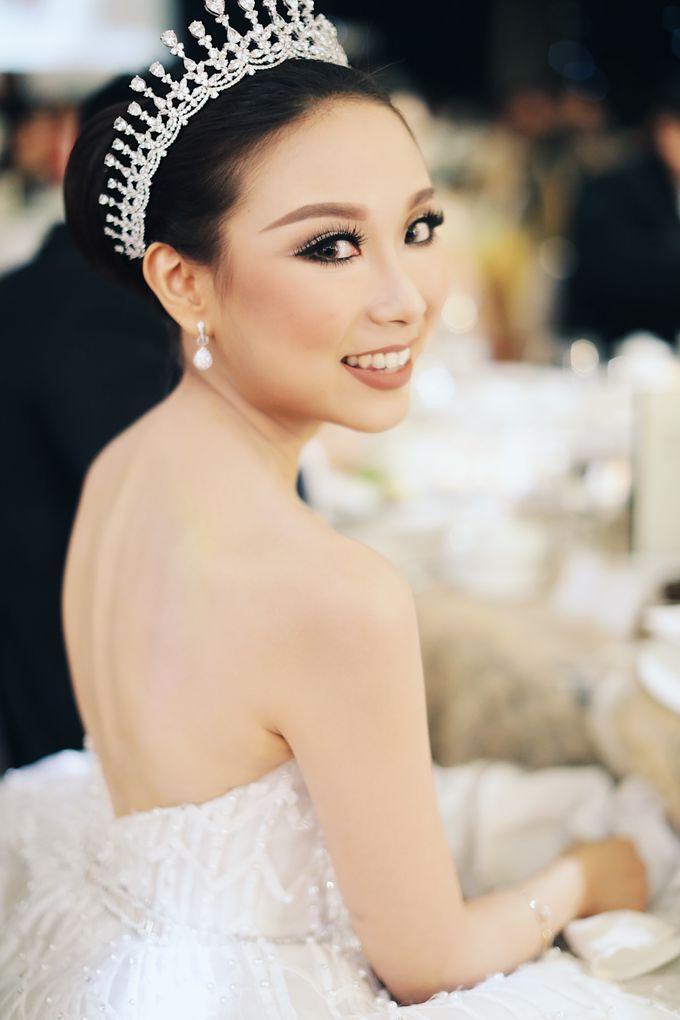Yulianto & Lina - Wedding Day by Diorama Tailor - 035