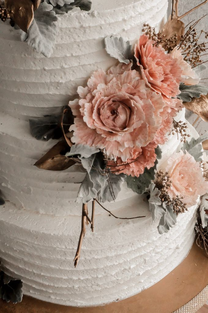 The Wedding of Winson & Jennifer by KAIA Cakes & Co. - 032