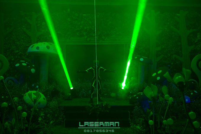 @lasermanjakarta show at mercurealamsutera by Laserman show - 018
