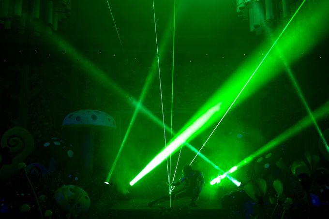 @lasermanjakarta show at mercurealamsutera by Laserman show - 008
