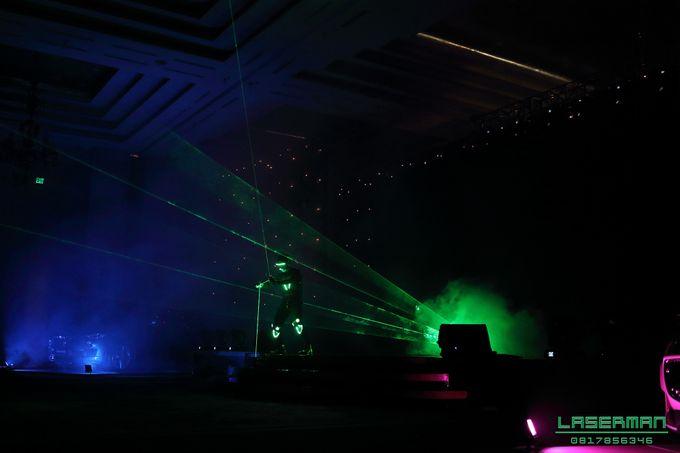 laserman indonesia l lasermanjakarta l laserman show for exquisite awards l Kempinski hotel by Hotel Indonesia Kempinski Jakarta - 005