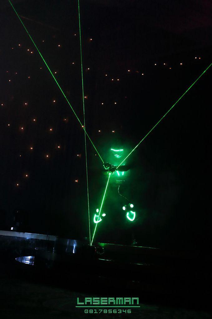 laserman indonesia l lasermanjakarta l laserman show for exquisite awards l Kempinski hotel by Laserman show - 022