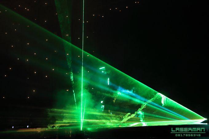 laserman indonesia l lasermanjakarta l laserman show for exquisite awards l Kempinski hotel by Laserman show - 007
