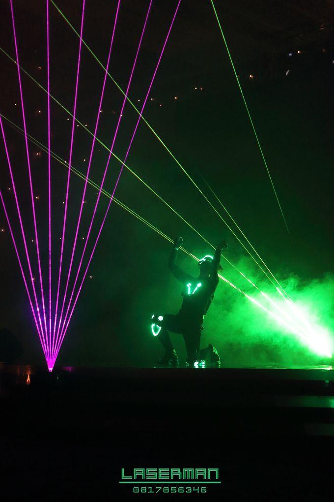 laserman indonesia l lasermanjakarta l laserman show for exquisite awards l Kempinski hotel by Laserman show - 019