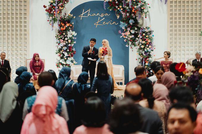 Khansa & Kevin by ProjectDEA Wedding Planner - 016