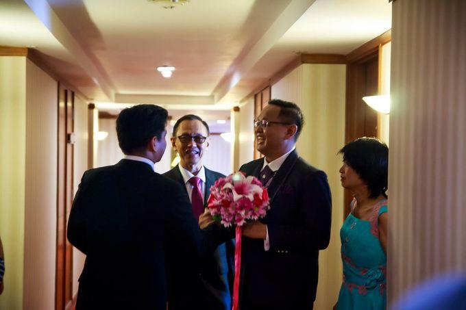 Wedding Michael & Felinda, 23 Oktober 2016 by Red Hat Organizer - 021