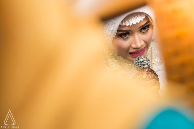 Wedding Moment Of Astri And Leo by AIG FOTOGRAFI - 003