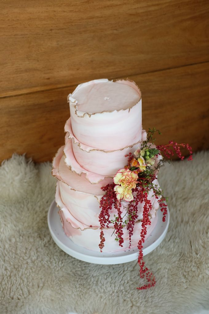 The Wedding Celebration of Celia & Erwin by KAIA Cakes & Co. - 004