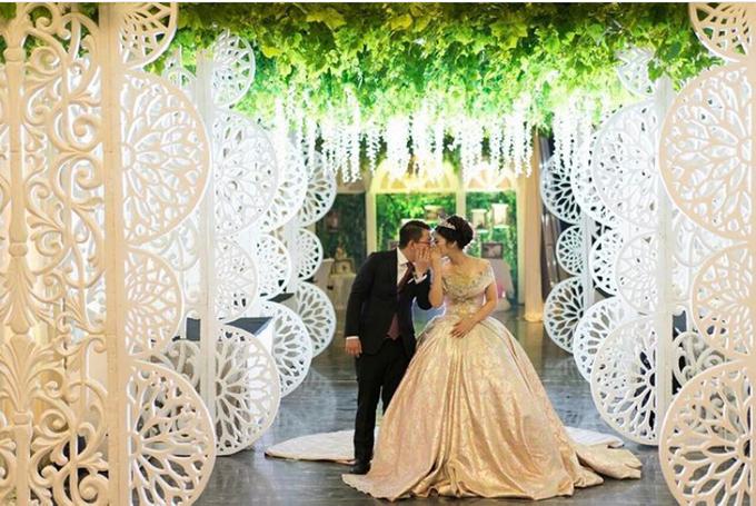 Ms.Lisia & Mr.Nicholas Wedding by Meedjin Couture - 003