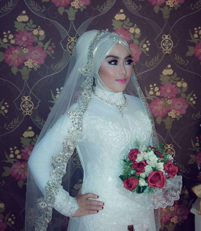 A Dream Come True Wedding by Sanggar Rias Pengantin Shanti Chaidir - 009