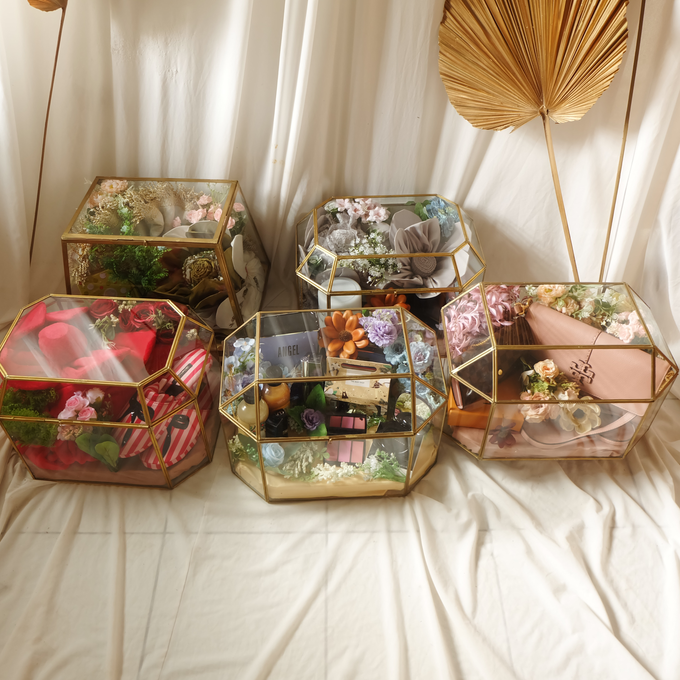 SEWA BOX SANGIT/TERRARIUM BOX EXCLUSIVE by Tobaliwedding - 001