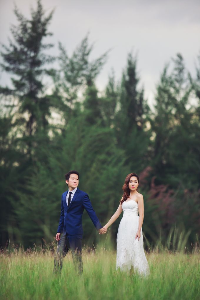 Pre-wedding shoot♥Jonas And Jolin by Gin Tan makeup artist - 009