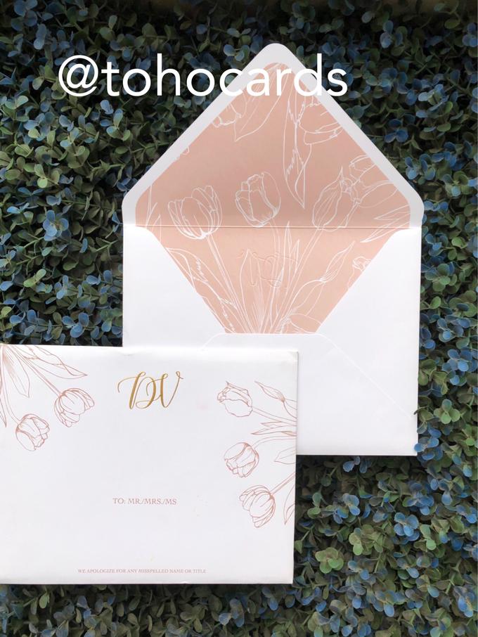 Putra & Vania by Toho Cards - 003