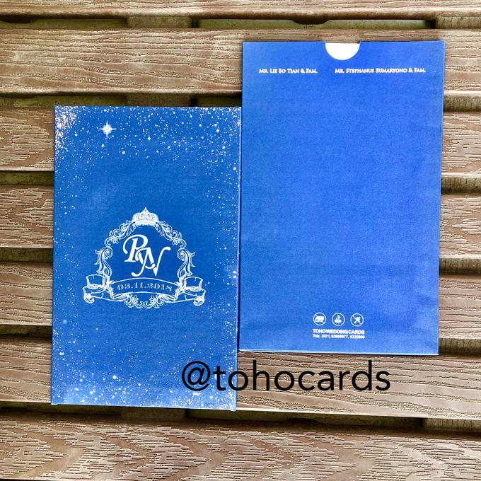 Randy & Nissa by Toho Cards - 002