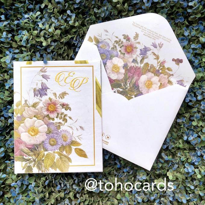 Elvindo & Patricia by Toho Cards - 002