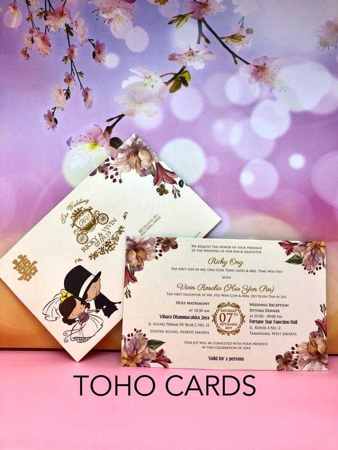 Ricky & Vivin by Toho Cards - 002