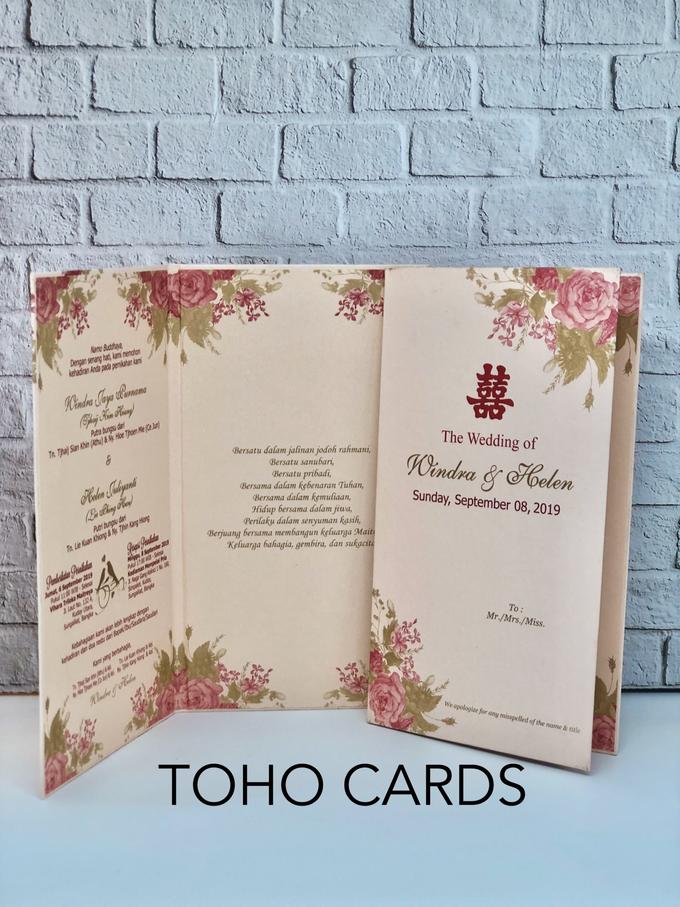 Windra & Helen by Toho Cards - 002