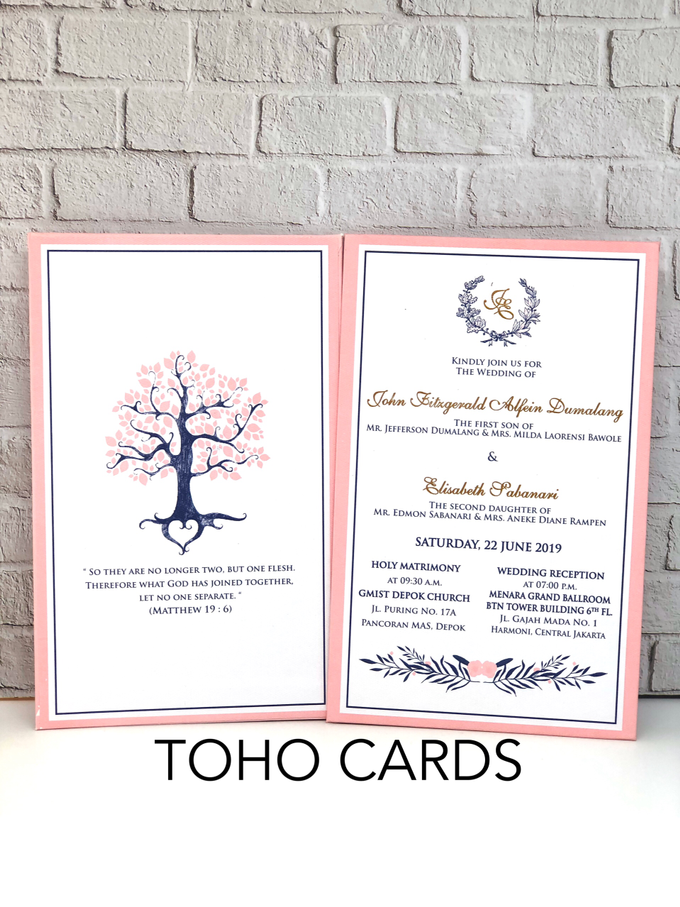 Gerald & Elisabeth by Toho Cards - 002