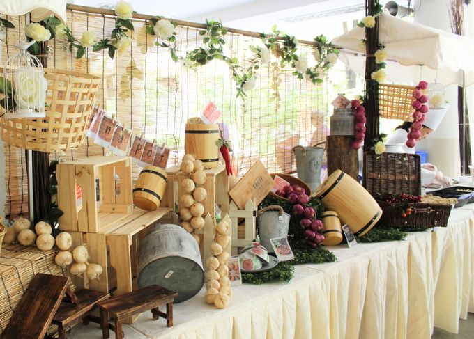 Toh Payoh Church Wedding Reception by Manna Pot Catering - 001