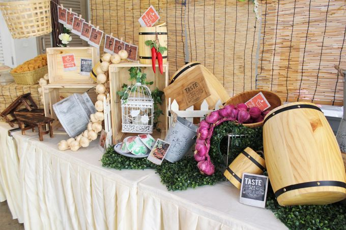 Toh Payoh Church Wedding Reception by Manna Pot Catering - 002
