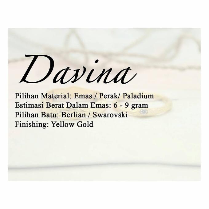 Davina by Toko Emas Kesayangan - 002