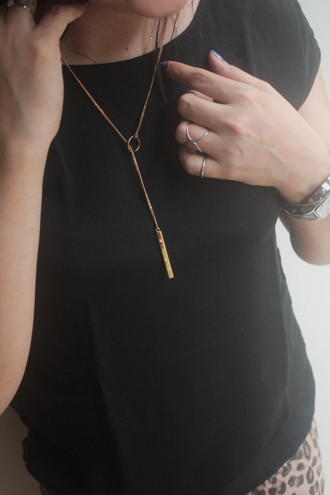 Custom necklaces  by Toko Emas Kesayangan - 003