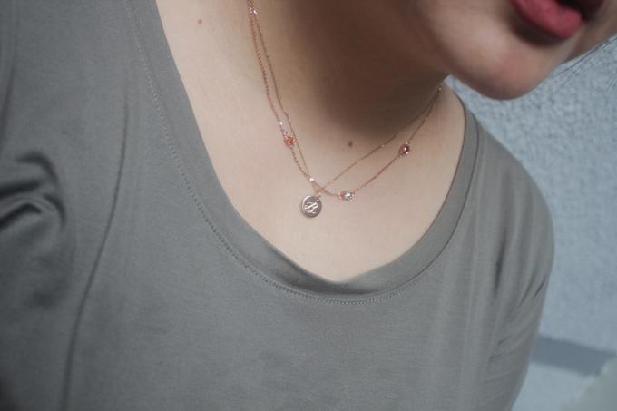 Custom necklaces  by Toko Emas Kesayangan - 002