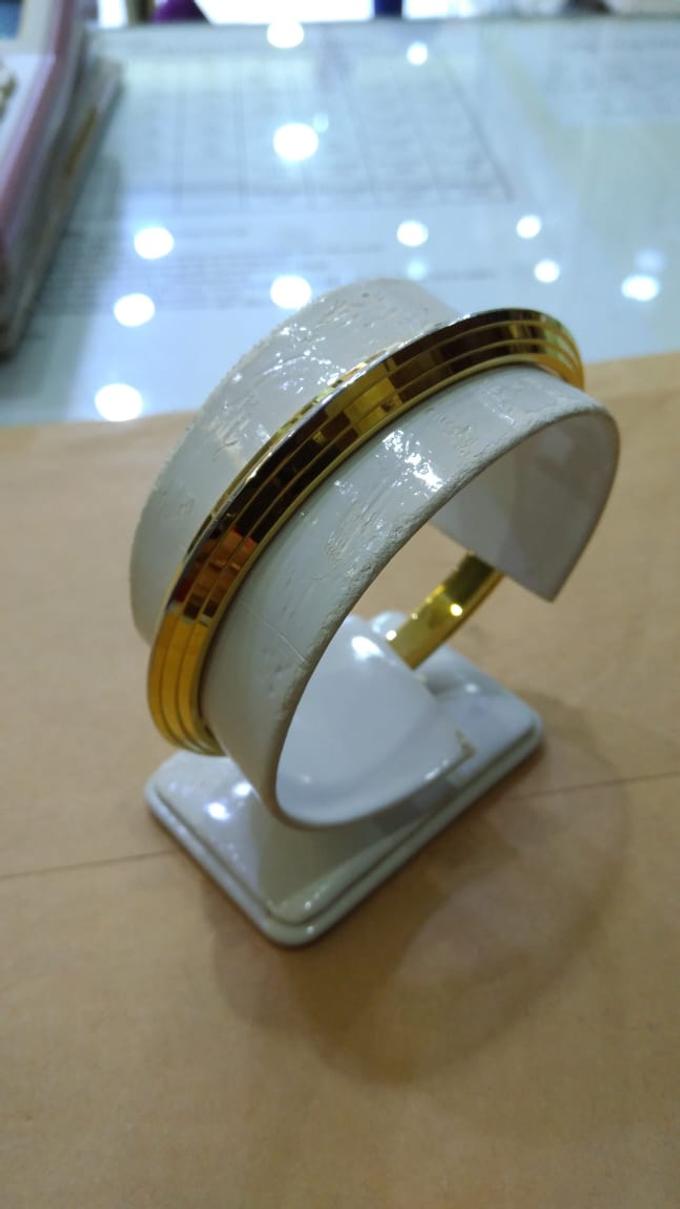 Custom bangles by Toko Emas Kesayangan - 005