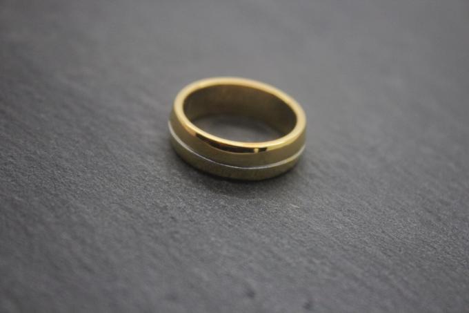 Custom mens ring by Toko Emas Kesayangan - 003