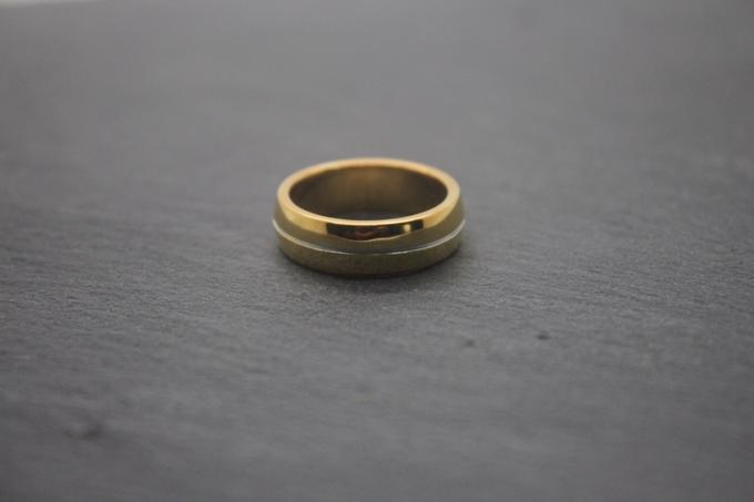 Custom mens ring by Toko Emas Kesayangan - 001
