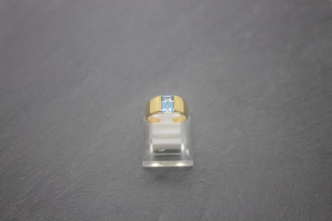 Custom mens ring by Toko Emas Kesayangan - 009