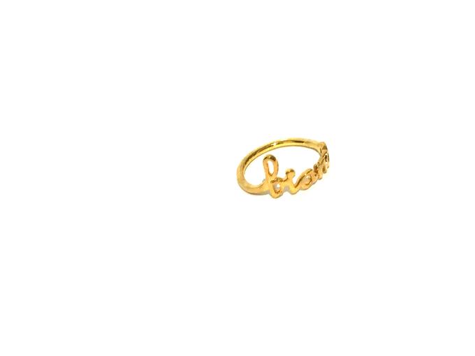 Custom name jewelry by Toko Emas Kesayangan - 007