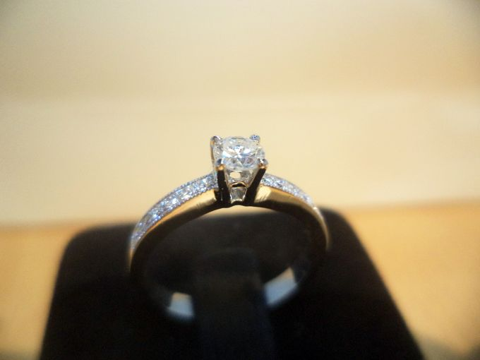 ETERNITY SOLITAIRE by Ivana Jewellery - 001