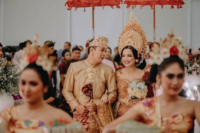 Balinese Wedding of Krishna & Bunga by Hexa Images - 030