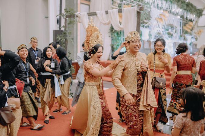 Balinese Wedding of Krishna & Bunga by Hexa Images - 033
