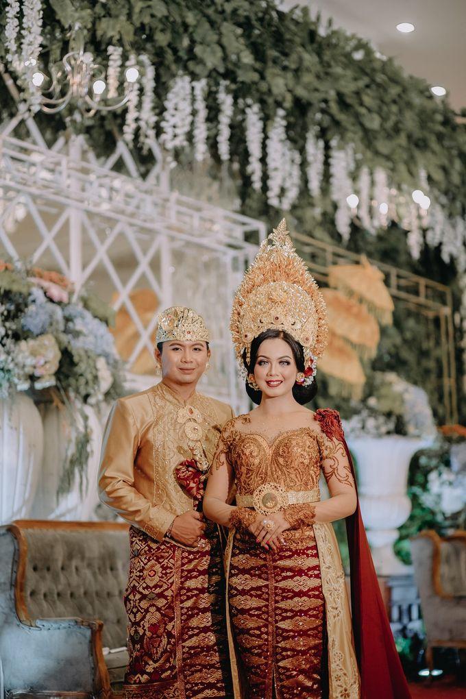 Balinese Wedding of Krishna & Bunga by Hexa Images - 035